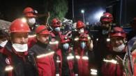 Sultangazi afat ekibi İzmir,den dönüyor.