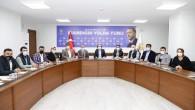 Sultangazi belediye başkanından mevcut ilçe baskanina tam destek Kongre öncesi Ak Parti Sultangazi'de ilçe baskanligi toplantısı yapildi.Milletin iktidara gelişinin 18. yıl dönümünde, AK Parti İlçe Başkanlığımızın kongre öncesi son toplantısına katıldık.