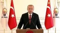 Erdoğan: Kendimizi Avrupa'da görüyoruz, geleceğimizi AB ile kurmayı tasavvur ediyoruz