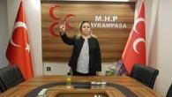 MHP Bayrampaşa ilçe başkan yardımcılığına Yasemin Binici getirildi.