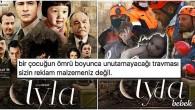Başakşehir Belediyesi'nin Enkazdan Kurtulan Ayda İçin Attığı Skandal Photoshop Afiş Büyük Tepki Gördü