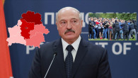 Belarusian President Aleksandr Lukashenko, the dictator who took 20-year-old children as soldiers and made them stand up to their fathers and mothers, is the only leader in the world