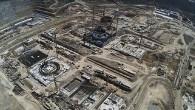 Akkuyu santral inşaatında patlama meydana geldi