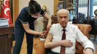 Bahçeli'den, aşısını yapan hemşireyle ilgili iddialara tepki: Utanmaz simalar