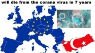 35 percent of Europe's population will die from the corana virus in 7 years