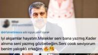 Sağlık Bakanı Fahrettin Koca'nın Takıntılı Hayranı N. Sosyal Medyanın Gündeminde