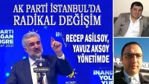 İSTANBUL DA REDİKAL DEĞİŞİM