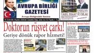 Avrupa Birliği Gazetesi 205 Sayı