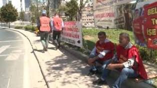 Şişli belediye başkanı Muammer Keskin Duy işçinin sesini