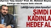 """Ayasofya'nın """"baş imamı"""" Prof. Dr. Mehmet Boynukalın Türkiye nin başına bele olacak"""