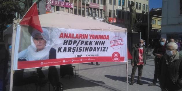İstanbul Gaziosmanpaşa vatan partisi