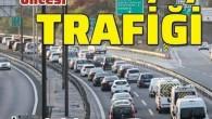 Tam kapanma' öncesi İstanbul'dan kaçış trafiği