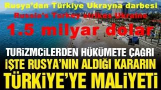 Russia's Turkey strikes Ukraine
