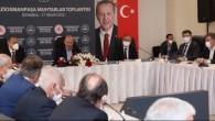 Bakan Soylu Gaziosmanpaşa'da muhtarlar toplantısına katıldı.