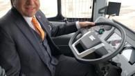 Çekya'da Prag Belediyesi, BMC firması tarafından üretilen otobüsleri bugün toplu taşıma filosuna kattı.