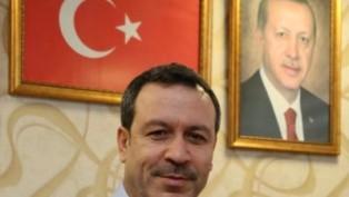 Bayrampaşa Ak Parti ilçe başkanı İsrail,i kınadı.