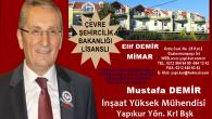 Mustafa Demir İnşaat Mühendisi
