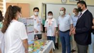 Başkan Serkan Acar, Öğrencilerin Proje Heyecanını Paylaştı