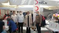 Karadeniz Mahalle Muhtarlığından Kızılay'a Tam destek