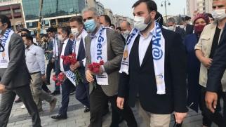 Ak Parti, İl Başkanlığı Gaziosmanpaşa'dan Seçim Startını Verdi.