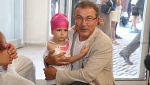 Eyüpsultan Belediyesinin İlk Havuzu Açıldı