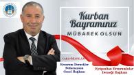 Erzurum Dernekler Fedarasyonu Genel Başkanı Cahit Özaslan
