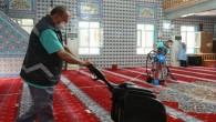 Gaziosmanpaşa'da Camiler Kurban Bayramı'na Hazır