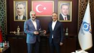 AK Parti İstanbul İl Başkanı Osman Nuri Kabaktepe, Sultangazi Belediyesi'ni Ziyaret Etti