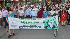 Srebrenitsa Soykırımı'nda Hayatını Kaybedenler Gaziosmanpaşa'da Anıldı