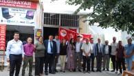 Adalet Partisi Büyükçekmece ilçe Başkanı Mehmet Köse Güven Tazeledi