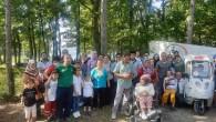 Sakarya'da engelliler İl Ormanı'nda düzenlenen piknikte bir araya geldi