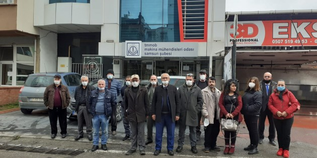 """ADALET PARTİSİ SAMSUNDA """" SOYLU """" SEÇİLDİ"""