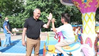 Sultangazi Belediyesi'nden Çocuklara Bayram Sürprizi!