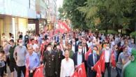 "15 TEMMUZ"" DEMOKRASİ ZAFERİ HATIRLANDI"