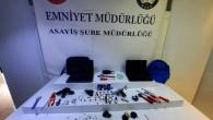 İstanbul'da hırsızlık çetesi çökertildi: Klozette 50 bin lira değerindeki altın böyle bulundu