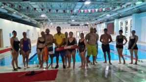 Maltepe'de 80 kişiye ücretsiz cankurtaran ve ilkyardım eğitimi