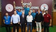 Sultangazili Güreşçilerden Büyük Başarı: Şampiyonluk Kupası Geldi