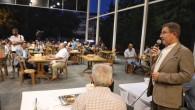 Eyüpsultan Alibeyköy Cemevi'nde Muharrem iftarı