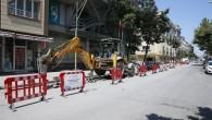 Modern ve Şık Aydınlatma Üniteleri, Çanakkale Şehitleri Caddesi'nin Çehresini Değiştiriyor.