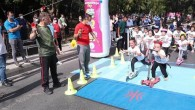 Gaziosmanpaşalı Gençler Paten, Kaykay, Scooter Yarışlarında Kıyasıya Yarıştı