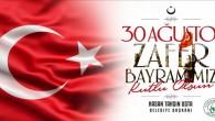 Başkan Usta'dan 30 Ağustos Zafer Bayramı Mesajı