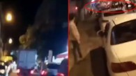 İstanbul'da tedirgin eden görüntü! Bir kamyon dolusu Afgan mülteciyi sokağa bırakıp kaçtılar.