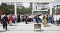 Sultangazi Belediyesi'nde Gerçekleştirilen Yangın Tatbikatı Gerçeğini Aratmadı