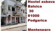 Karadağ başkentinde  podgarica merkez devren iş yeri satılık