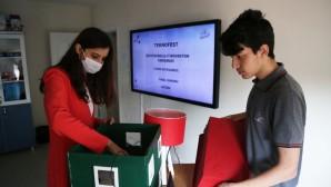 Eyüpsultan Robot Okulu, Teknofest'te finalde