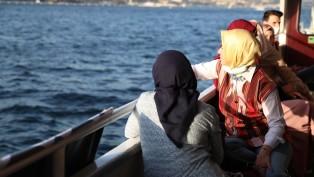 Uluslararası Sanatçılar İstanbul Boğazı'nda Buluştu