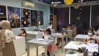Bilim Merkezi'ne Kabul Sınavları Devam Ediyor