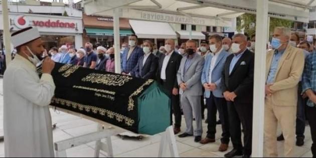 Hacı Mehmet Demir son yolculuğuna uğurlandı.