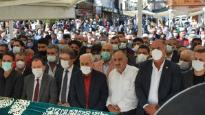Van Erciş Dernekler Başkanı Oğuzhan Demir son yolculuğuna uğurlandı.