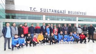 Sultangazi Belediyesi Amatör Spor Kulüpleri Futbol Turnuvası için Kuralar Çekildi
